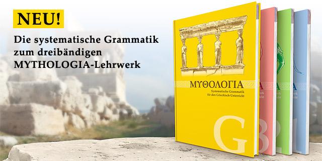 Mythologia, Band 1–3 und Grammatik